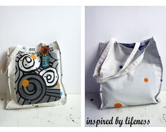 Spotty Bag - Inspired by lifeness