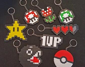 Gamer Keychains