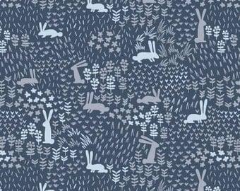 Fox print fabric etsy for Fox print fabric