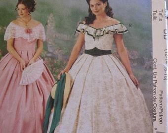 Pattern Mc Calls 3597 time dress
