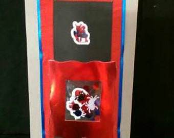 Spiderman Gift Bags Made to Order