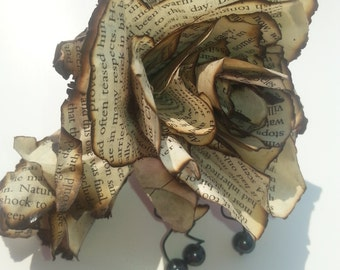Custom made to order Paper Roses
