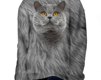 British Cat Sweater