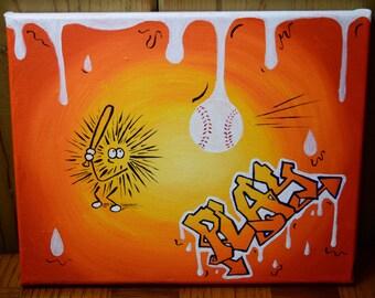 Graffiti Wall Art