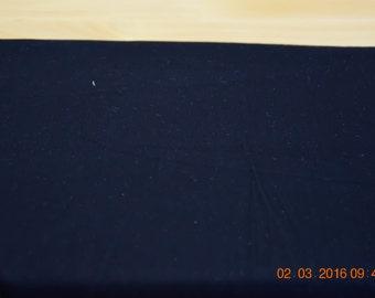Cotton patchwork black