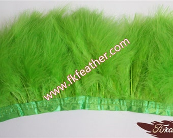 Marabou Feather Trim - 2 Meters