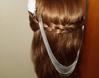 Hail Caesar Ladies Hair Comb