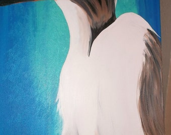 Original Painting - Bird