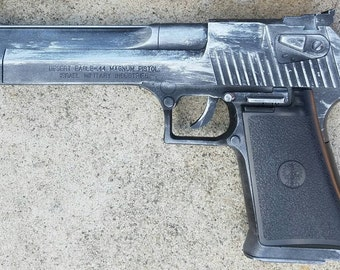 PLASTIC Cosplay Desert Eagle (Airsoft) ONE ONLY
