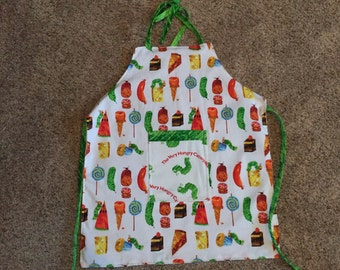 Hungry Caterpillar Apron