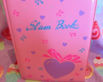 1990 Pastel Slam Book