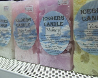 Iceberg Candle **Assorted Fragrances**