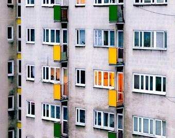 Urban, Warsaw