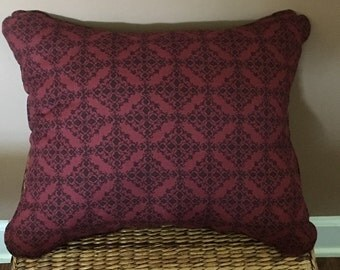 Red Assist - Comfort Throw Pillow