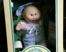 Coleco cabbage patch dolls still in original boxes