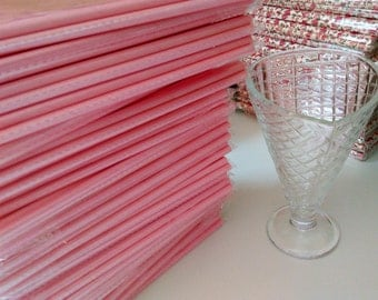 Bulk Paper Straws,  Pink Paper Straws, Straws, Bulk Straw, -Party Straws, Wedding Straws, Event Straws, Mason Jar Straws-Shower Straws