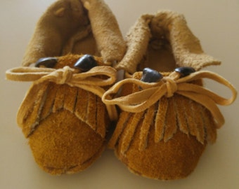 Baby and Toddler Low-Top Moccasins