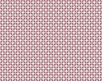 Bittersweet Geometric Gray, 1 yard from Sue Daley, riley Blake fabrics
