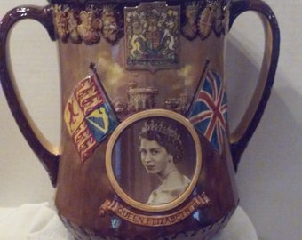 Queen Elizabeth II Loving Cup 241/1000