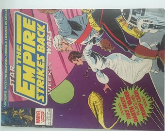 The Empire Strikes Back Weekly Wars October 16, 1980
