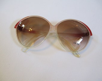 NOS Vintage 70s Oversized Sunglasses