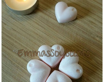 Highly scented Soy Wax Melts 5 pieces