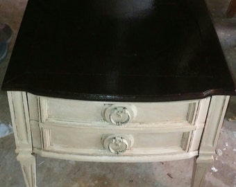 Side table, end table, night stand chest