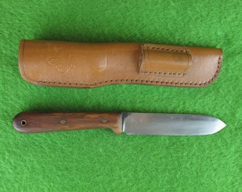 Hand Forged Bushcraft knife High Carbon Steel