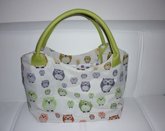 Owl City Bag