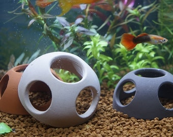 Aquarium Decor, Aqua Playground (3 in 1)