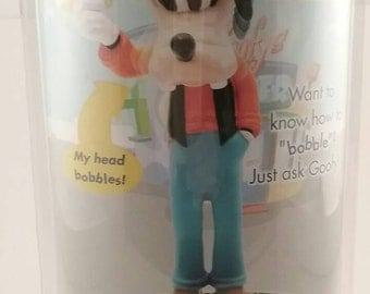 Vintage Disney Goofy Bobble Head doll