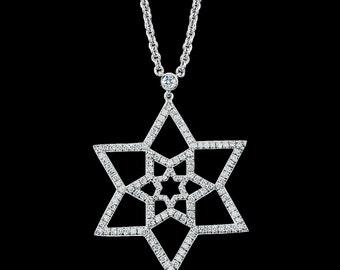 Starbright Diamond Necklace