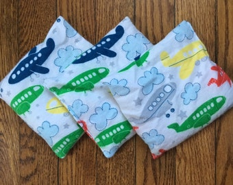 Boo Boo Bag, Small Rice Bag, Hot or Cold Pack, Heating Pad, Cold Pad