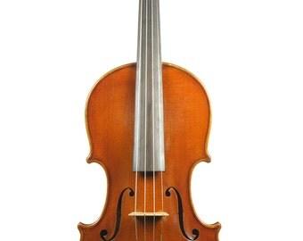 Italian violin, Officina Claudio Monteverde, Cremona built in 1923