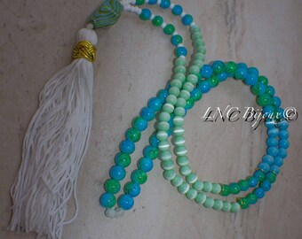 Earth and Sea Mala