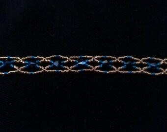 Swarovski Topaz Bracelet