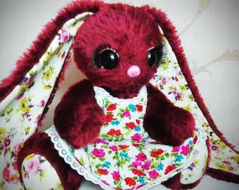 Artist teddy Bunny Rabbit
