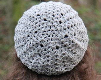 Crochet beret (multiple colors)