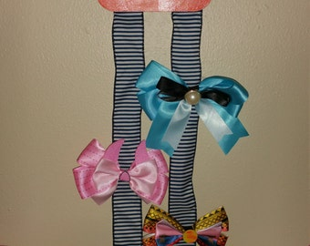 Initial Bow Holders