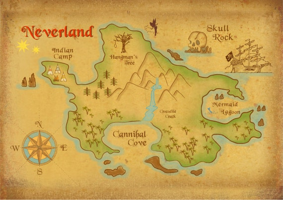 Image result for neverland
