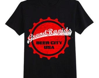Beer City Graphic Tee