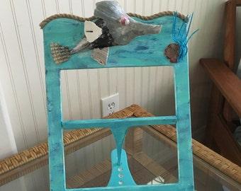 Beachy Cookbook Stand