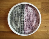 Porcelain Tray Sheila - RESERVED FOR CATH