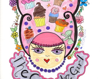 Original - The Cupcake Girl (FD)