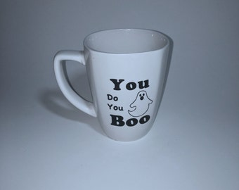 Halloween You do you Boo Mug