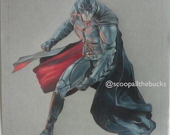 Batman; The Dark Knight Rises Poster
