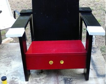 Mickey Mouse patio chair