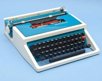 Typewriter Underwood 315