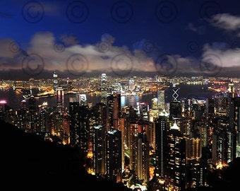 Hong Kong, China, Travel photography
