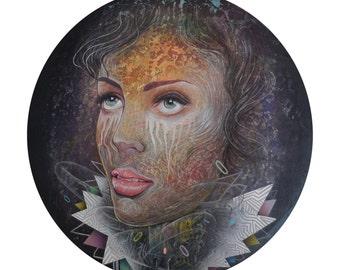 Bryan Saaby paintings